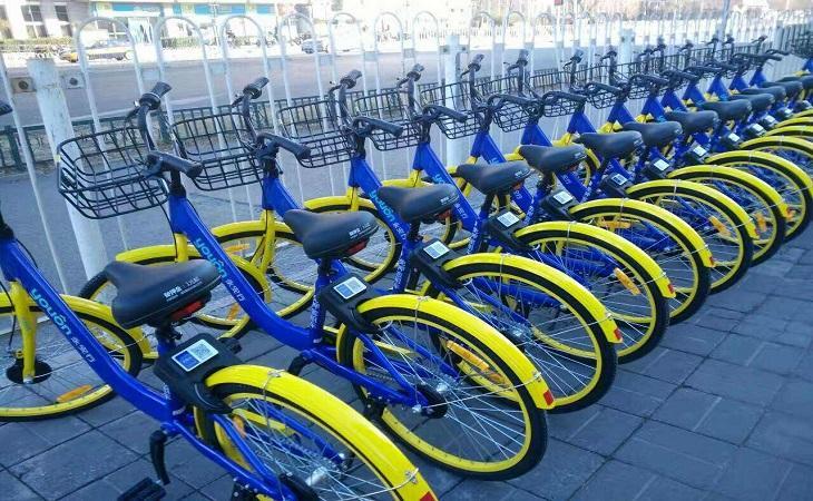永安行共享单车加盟