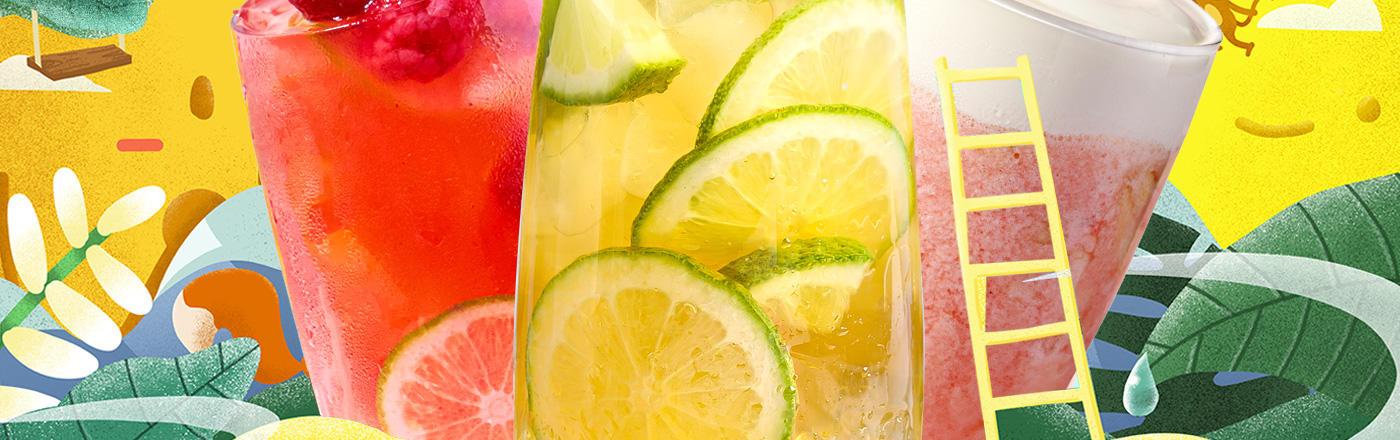 波波柠柠檬茶加盟