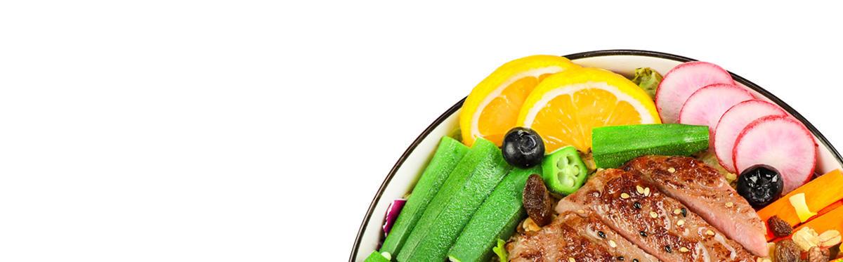 睿健卡路里沙拉轻食健身餐加盟